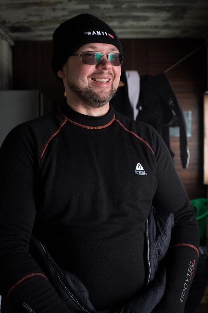 Андрей Дмитриев собственной персоной