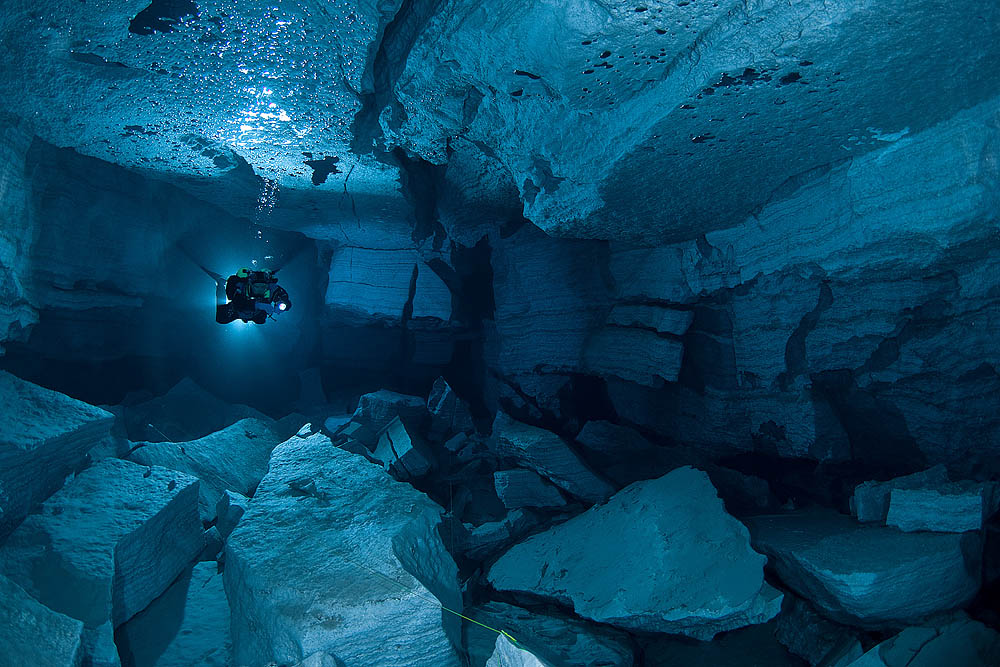 Orda Cave is our first...