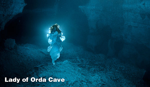 Lady of Orda Cave
